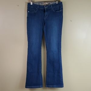 Paige Holly Petite boot cut jeans